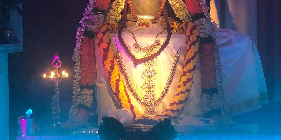 Karthik Somvara Rudrabhishekam