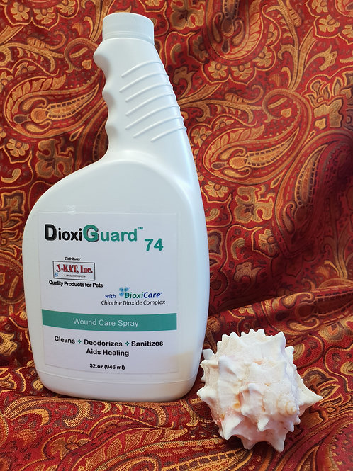 DioxiGuard 74 Wound Spray 32 oz.