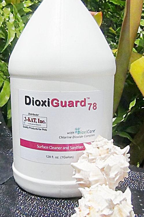 DioxiGuard 78 Environmental Spray Gallon