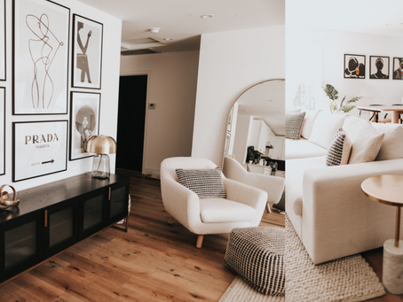 Living Room Makeover: Article Edition