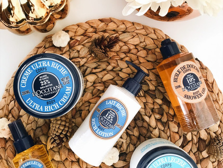 New in: Skincare | L'occitane