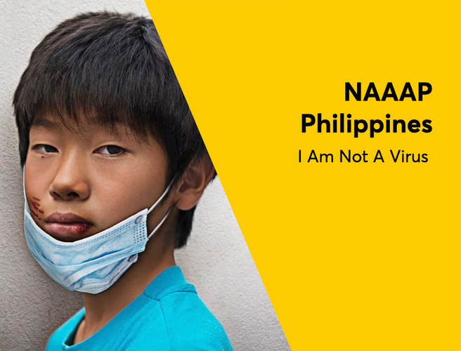NAAAP Philippines - I Am Not A Virus.jpe