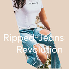 In India, more women are wearing ripped jeans as a sign of rebellion as they seek freedom and independence from a system of patriarchy. Through this, they hope to spark more conversations around toxic masculinity and the upbringing of men in families. Women have been posting pictures of themselves in ripped jeans on social media, causing #GirlsWhoWearRippedJeans to trend worldwide.  In a conservative country like India, practices such as attire-shaming have become real threats to women as they face the possibility of violence and even death for wearing attire deemed inappropriate, such as ripped jeans.   IMPLICATIONS In India, where the fight for gender equality is far from over, modern activism is taking the form of conscious clothing choices. From Saris to now ripped jeans, clothes are becoming powerful political statements changing the narrative for women.   #ActivistAwakening #Fempowerment
