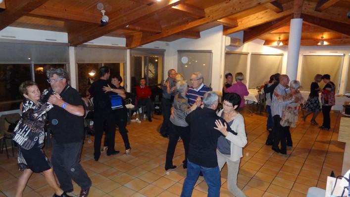 Danse à Saint-Cyr