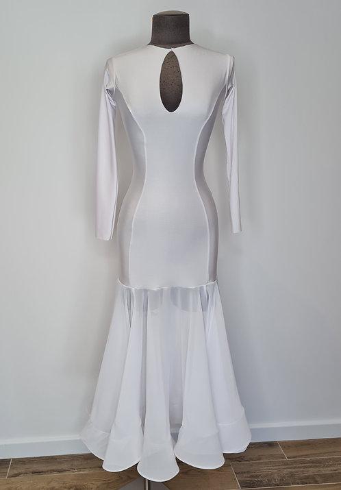 Выкройка платья для стандарта принцесса р. XS-S