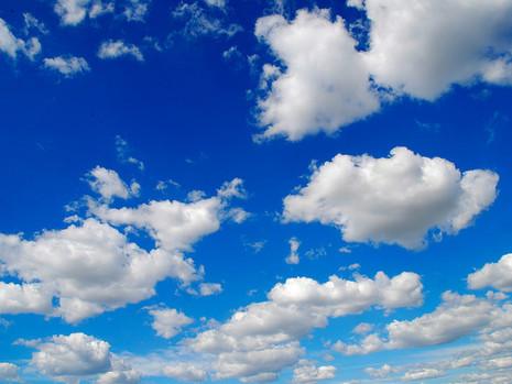 MUSINGS: I Am Like a Cloud