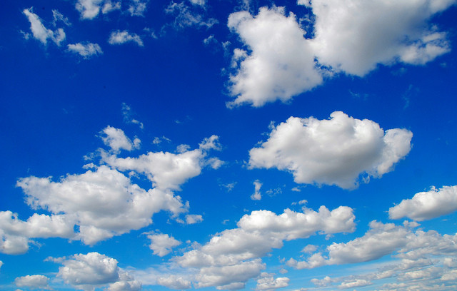 Passing Clouds in a New South Wales Sky by Tony Hammond.jpg