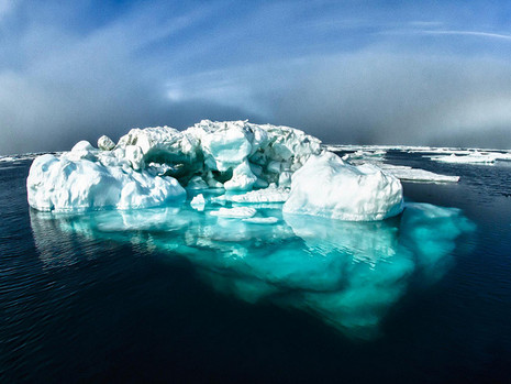 POEM: I Am an Iceberg