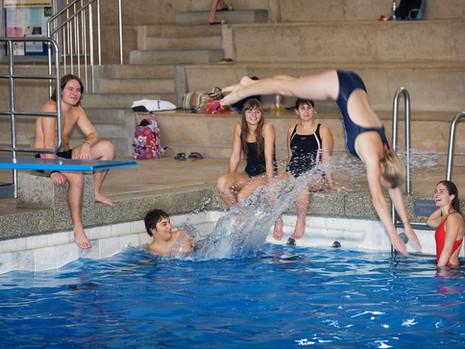 Lucid Dream: Olympic Swimming Team in Spain