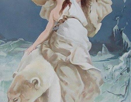 Lucid Dream: Riding a Polar Bear