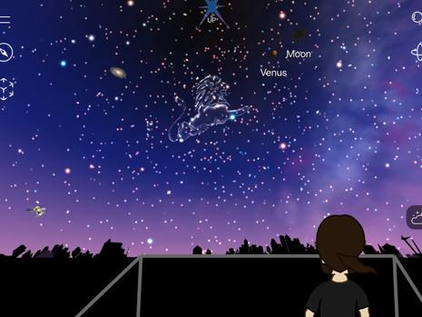 DREAM: Flying Through Space