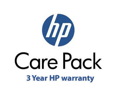 HP 3 Year Extended Warranty Care Pack