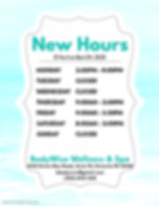 Copy of Business Hours Flyer - Made with