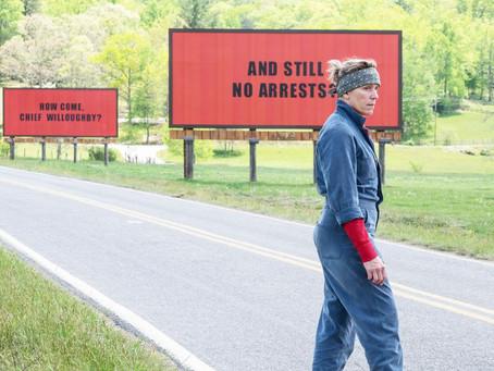 Review: Three Billboards Outside Ebbing, Missouri