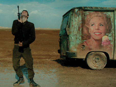 """Heartbreak, in 3 Acts: """"Foxtrot"""" takes viewers on an emotional journey."""