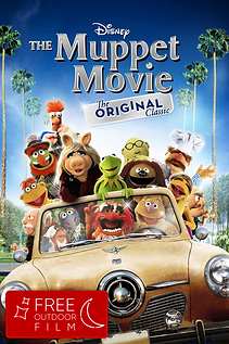 The Muppet Movie  - FREE Outdoor Film