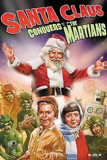 Down in Front! presents Santa Claus DOUBLE FEATURE