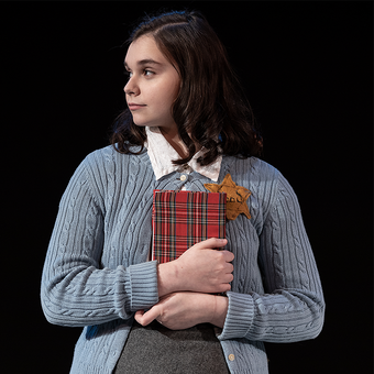Image of Anne Frank Actor