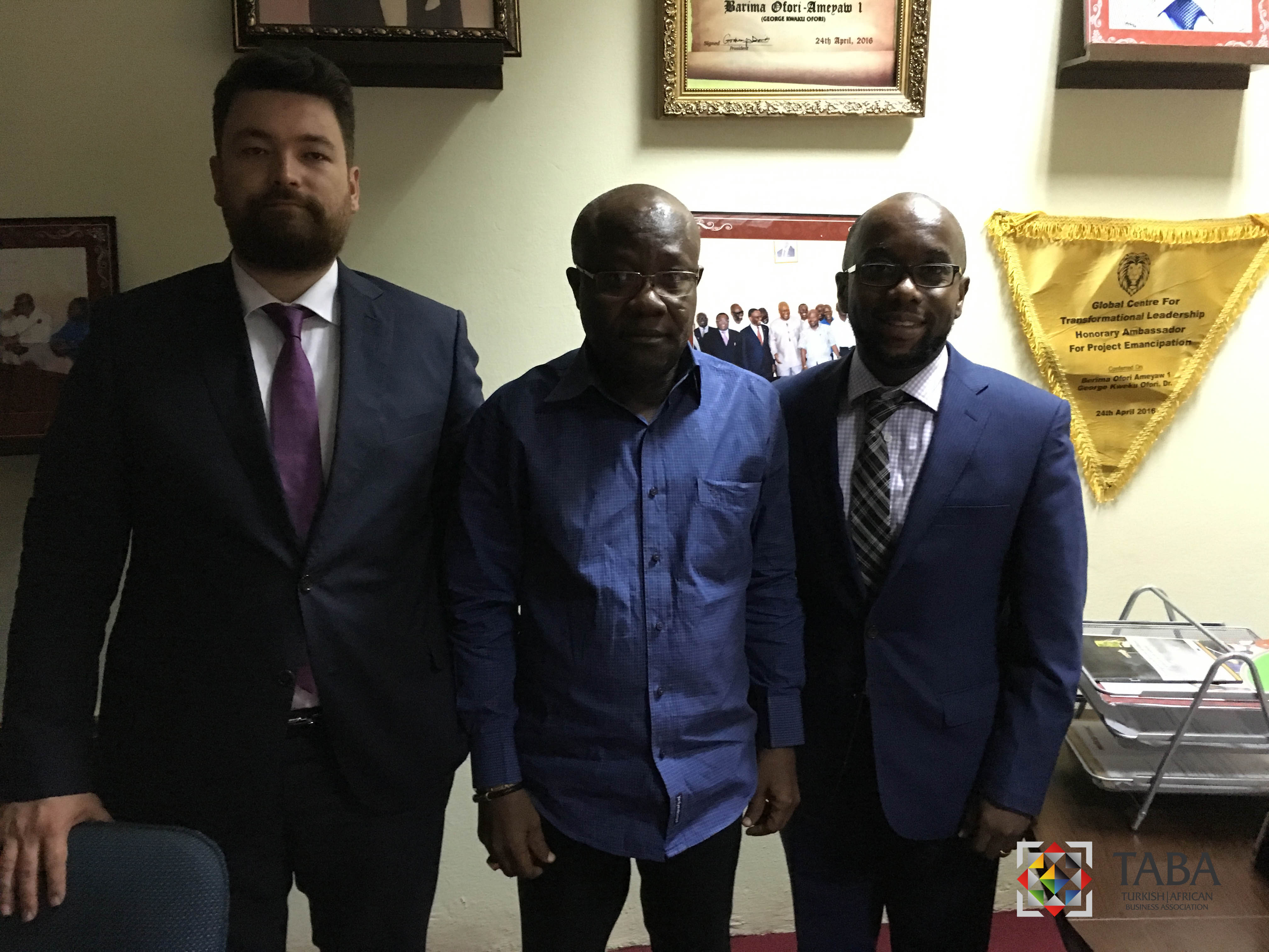 Fatih Akbulut TABA Turkish african Ghana (5)