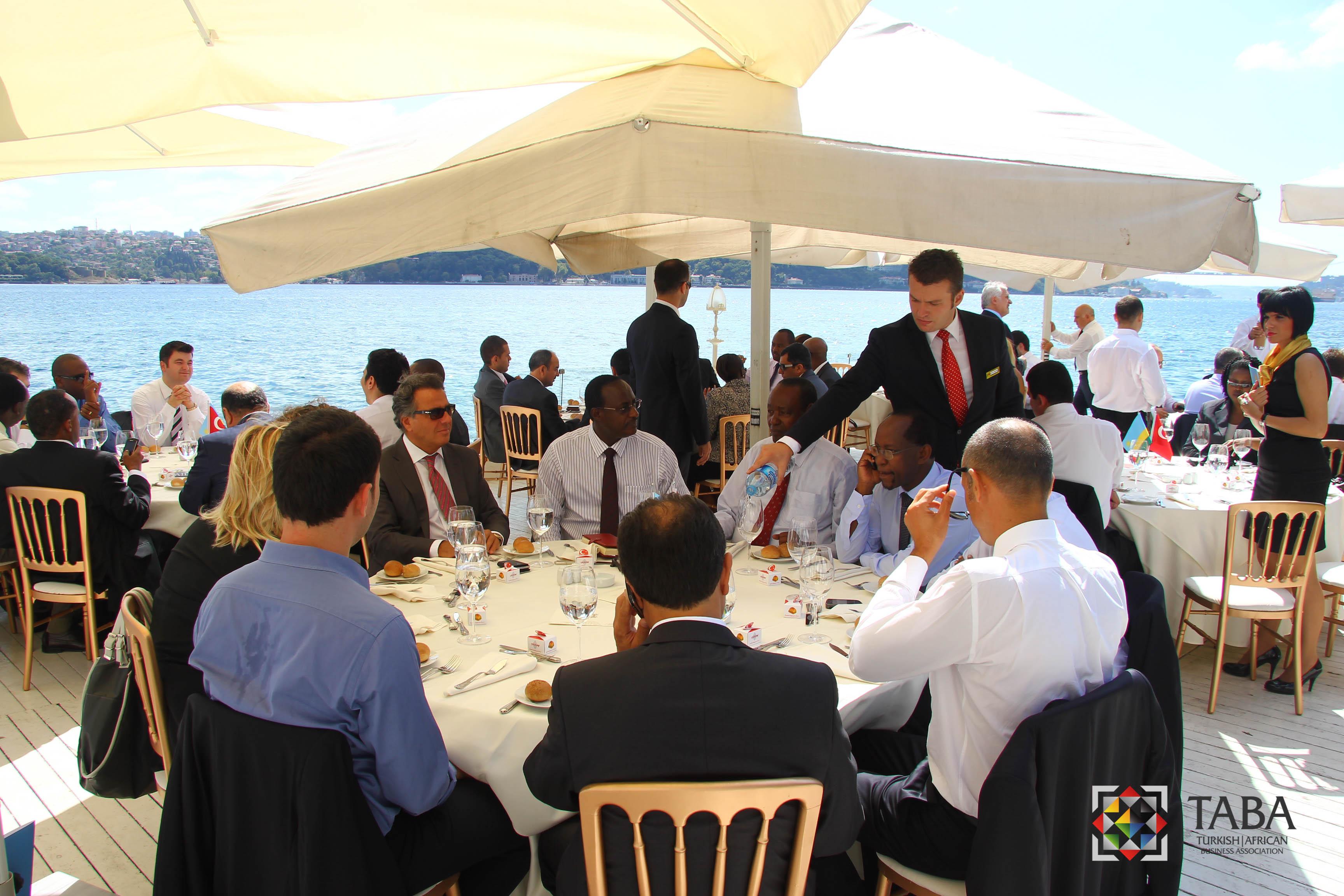 TABA Türk Afrika Turkish African