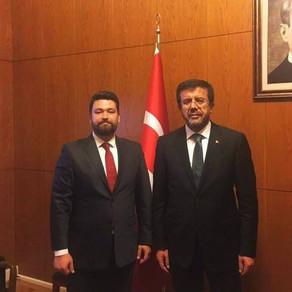 TABA heyeti Ankara'da temaslarda bulundu