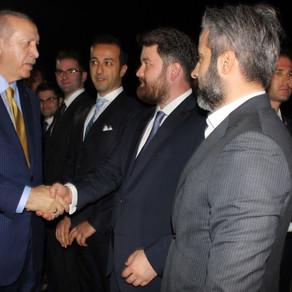 TABA Moritanya Türk İşadamları Delegasyonu