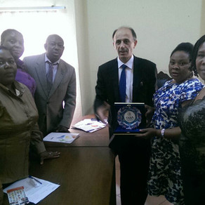 TABA Delegasyonu Nijerya'da