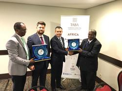 Türkiye-Afrika-Brezilya Üçlü İş Forumu Trilateral TABA (3)