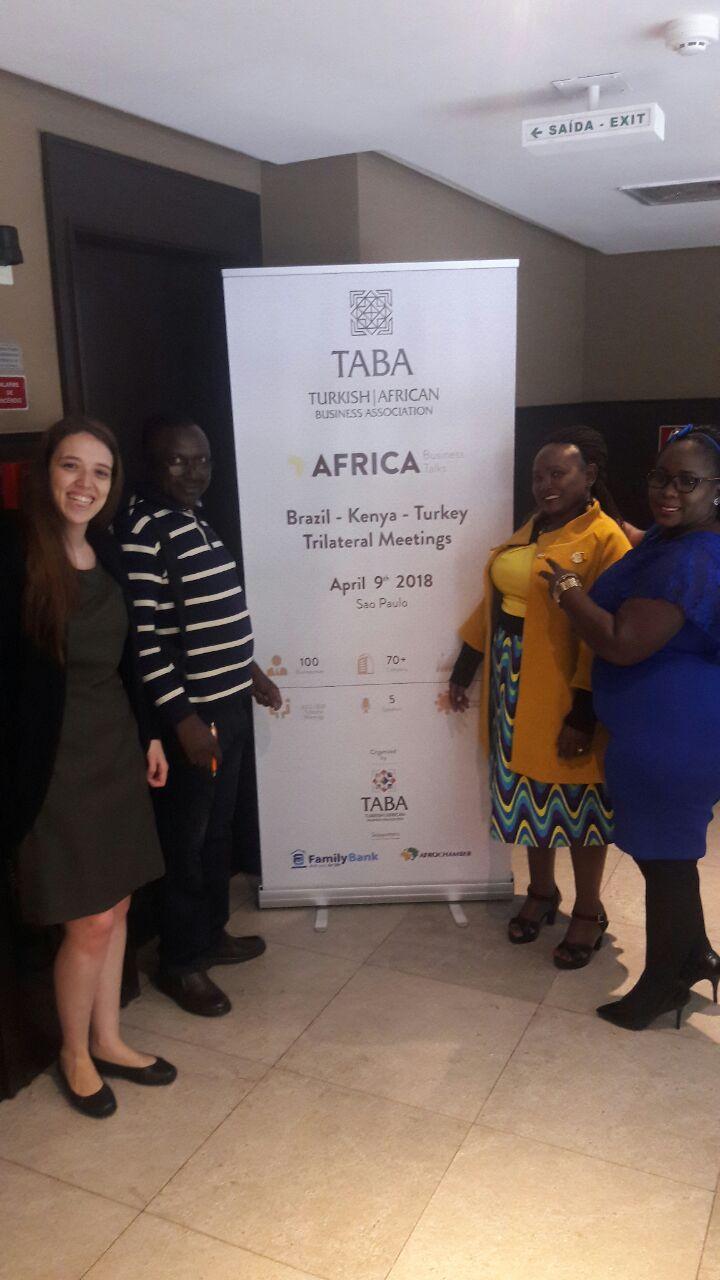 Türkiye-Afrika-Brezilya Üçlü İş Forumu