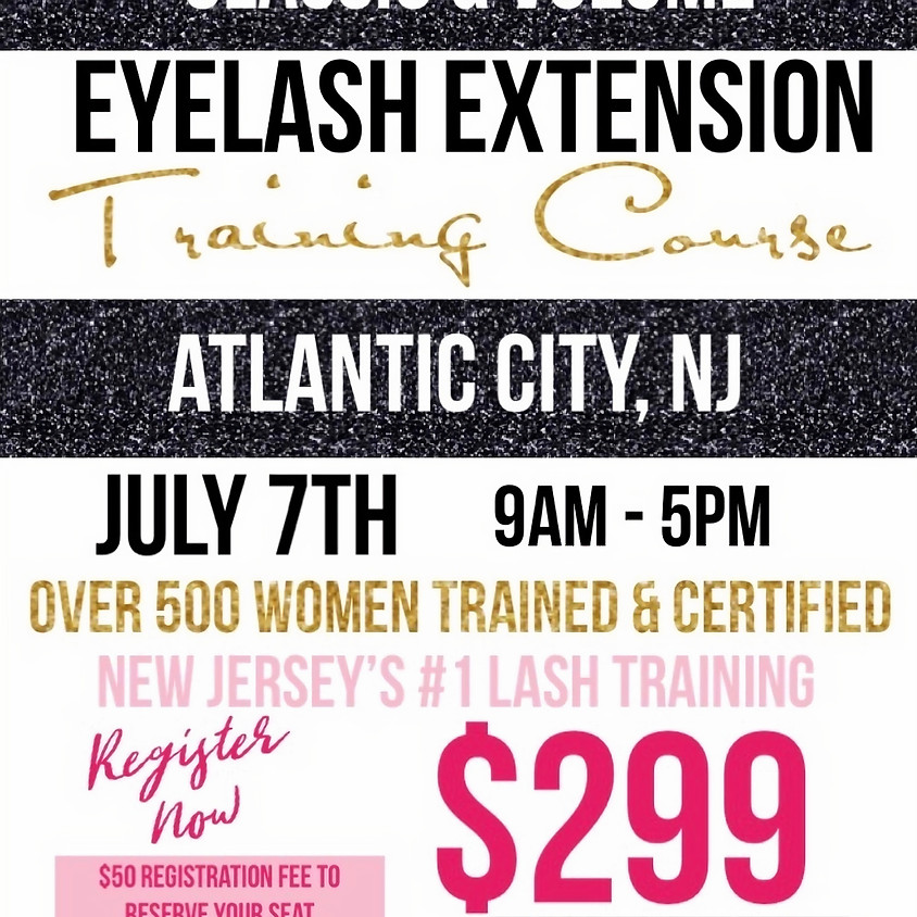 Eyelash Extension - Atlantic City, NJ
