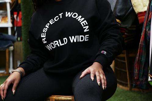 RespectWomenWorldwide Crewneck