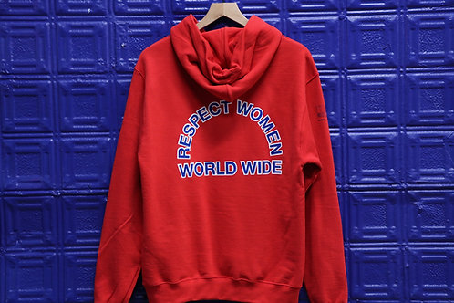 Respect Women Worldwide Hoodie Series 2