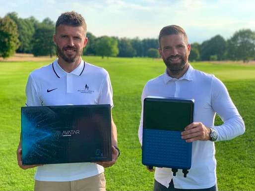 Michael Carrick Foundation announce partnership with Eco3Tech