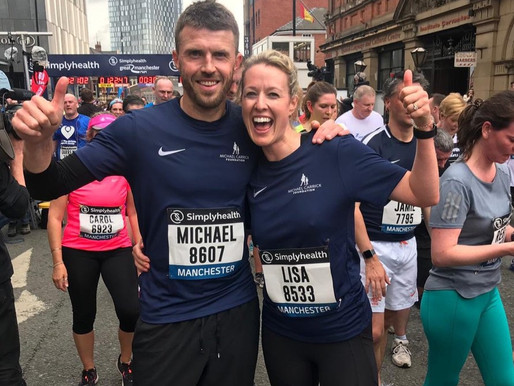 Michael Carrick set to take part in Great North Run