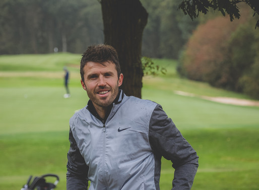 Michael Carrick Foundation raises more than £20,000 at first ever golf day