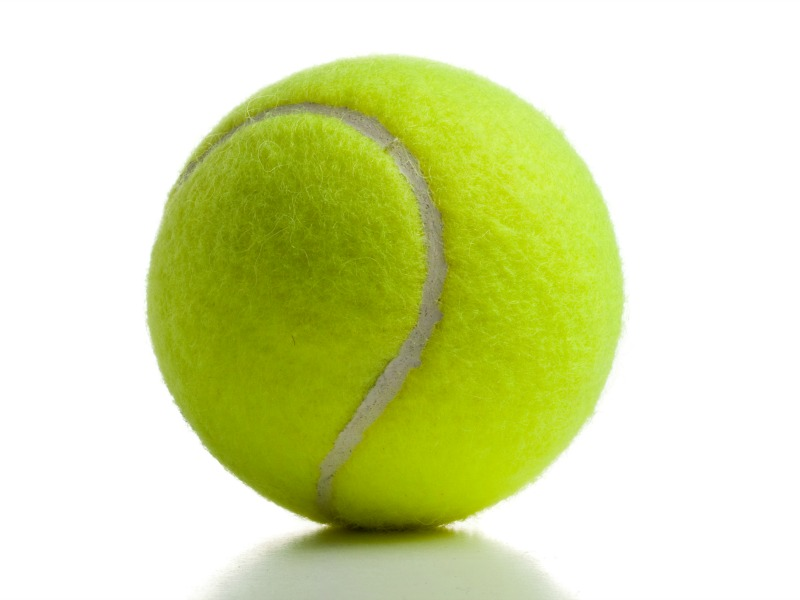 The Brilliance Of The Tennis Ball Fitness Is Fun Hamilton