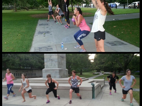 The Benefits of group training with Fitness is Fun
