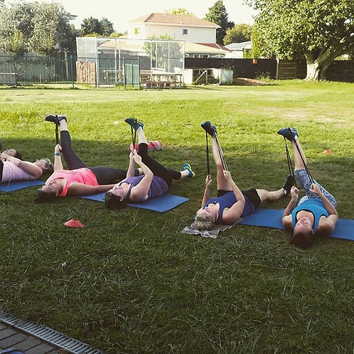 Mobility & Stretching Programme