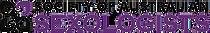 SAS logo purple and black
