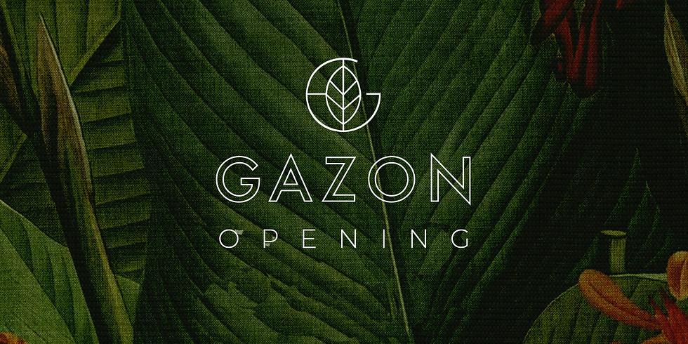 Opening Gazon
