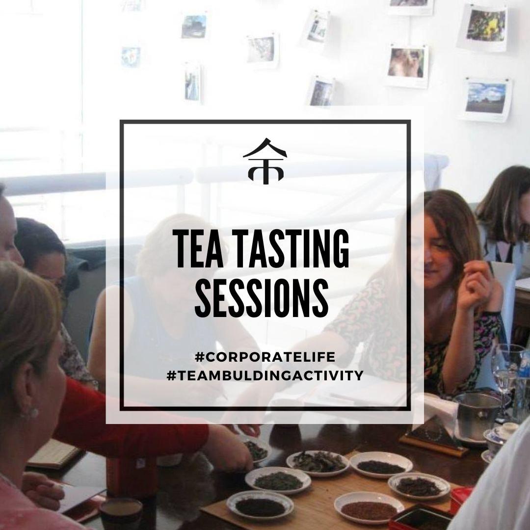 TEA TASTING SESSIONS