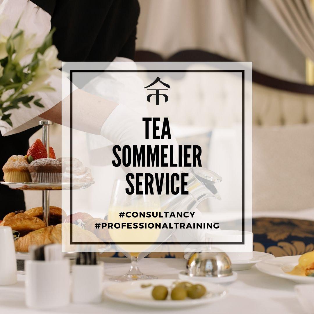 TEA SOMMELIER SERVICE
