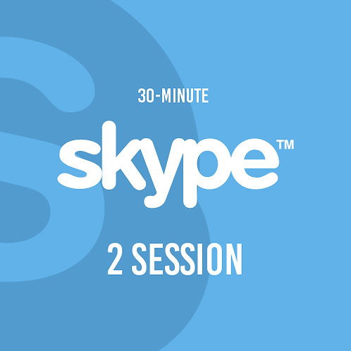 Two 30-Minute Skype Session