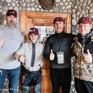 Huchen Cup an der Sava 2019