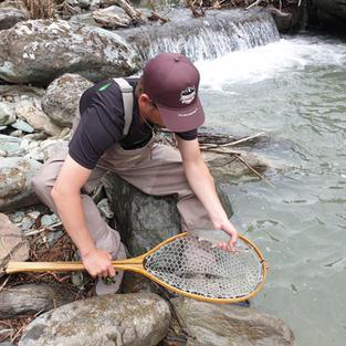 Fliegenfischer Kurs