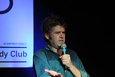 Rob Rouse at The Liverpool Comedy Club Camp and Furnace 17 June