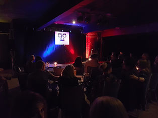 Liverpool Comedy Club Stage