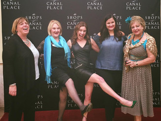"""Cocktails & Conversations: An Evening with """"Sole Sisters"""""""