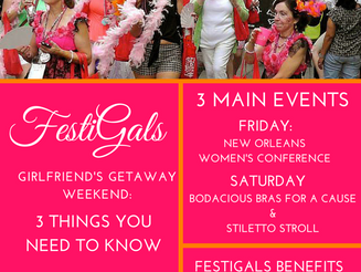 FestiGals: 3 Things You Need to Know