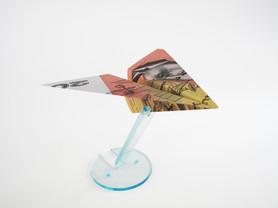 Paper Money Plane, 2012